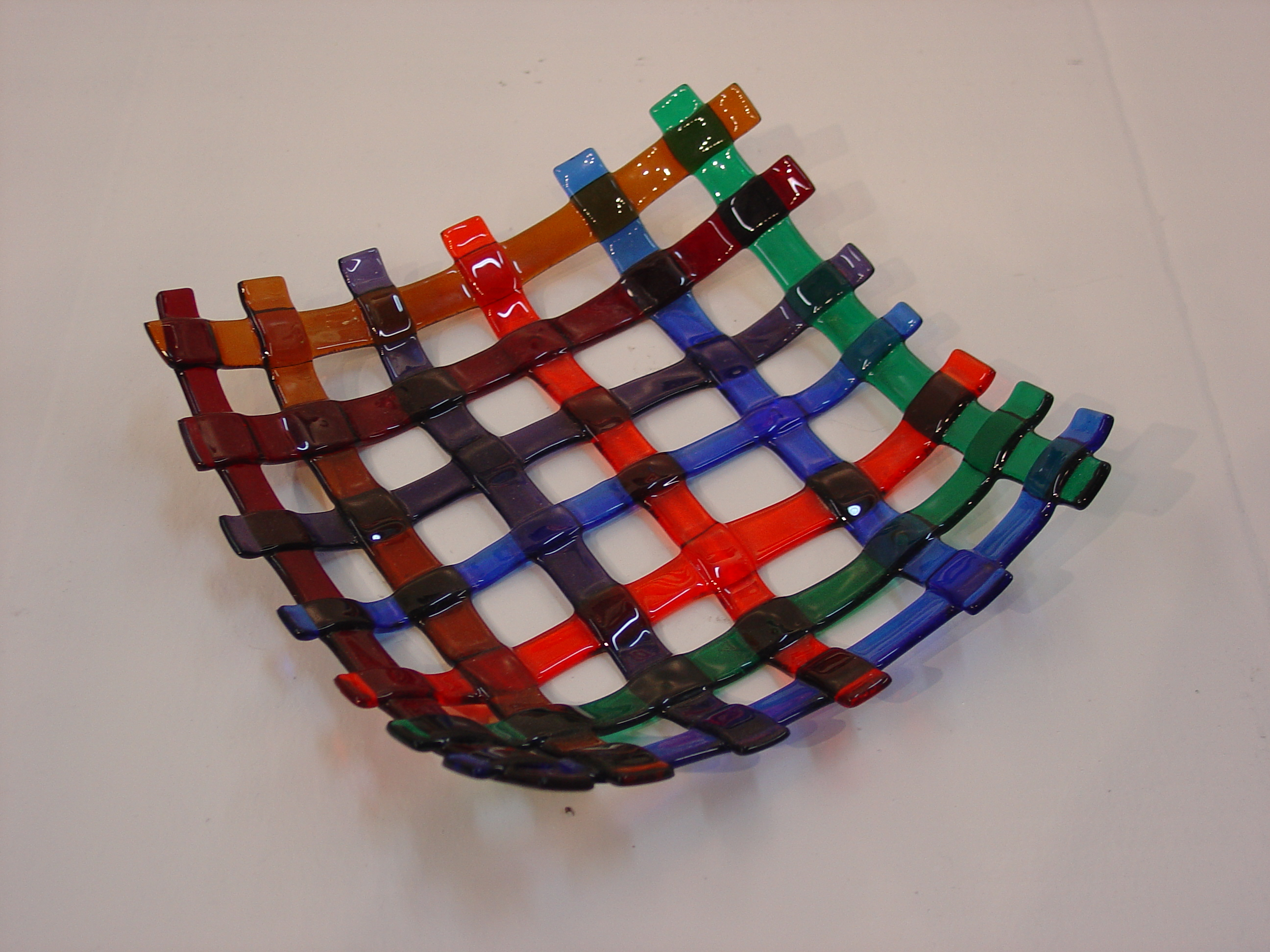 Weaving With Glass<br>Beginner