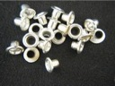 Bead Insert 4.82mm<br>Silver Plated 99%<br>100 Pack (Pandora)