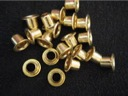 Bead Insert 4.82mm<br>260 Brass Plated<br>100 Pack (Pandora)