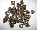 Bead Insert 4.82mm<br>Antique Copper<br>100 Pack (Pandora)